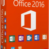 Microsoft OFFICE PROFESSIONAL PLUS 2016 32 /64BIT
