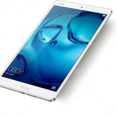 Tableta Huawei MediaPad M3 8.0 Wi-Fi + 4G/LTE 32GB, Silver (Android)