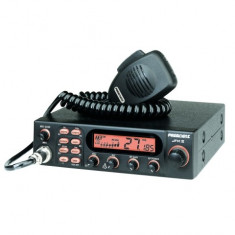 Statie radio CB President JFK II ASC 40 CH, AM/FM, Multi Norme, Scan, PA, Roger Beep, SWR/Power reflectometru