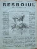 Ziarul Resboiul , nr. 29 , 1877 , gravura ; Marele Duce Nicolae Nicolaevici
