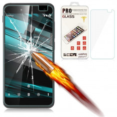 Folie sticla Vodafone Smart Platinum 7 Crystal Shock - Folie de protectie Vodafone, Anti zgariere