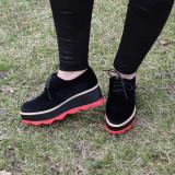 Pantofi dama Shelba Black