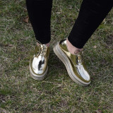 Pantofi dama Shelba Gold