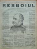 Ziarul Resboiul , nr. 21 , 1877 , gravura ;  General Necopoicinschi