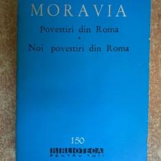 Alberto Moravia - Povestiri din Roma * Noi povestiri din Roman
