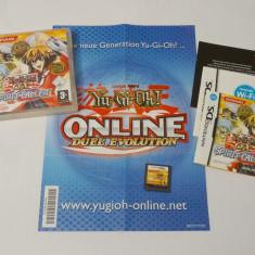 Joc consola Nintendo DS - Yu-Gi-Oh! GX Spirit Caller - Jocuri Nintendo DS Altele, Actiune, Toate varstele, Single player