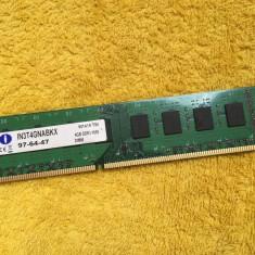 Memorie PC Integral 4GB DDR3 1600 MHz ( IN3T4GNABKX ) - Memorie RAM
