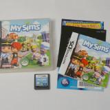 Joc consola Nintendo DS - My Sims