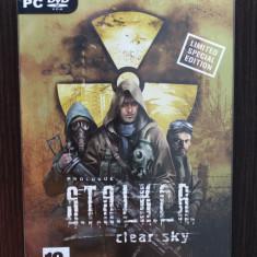Joc PC - S.T.A.L.K.E.R. Clear Sky (Limited Special Edition) RAR - Jocuri PC Altele, Actiune, 16+