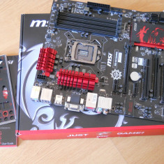 Placa de baza MSI B85-G43 GAMING socket 1150., Pentru INTEL, LGA 1150, DDR 3