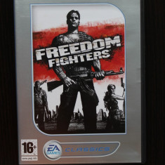 Joc PC - Freedom Fighters - Jocuri PC Electronic Arts