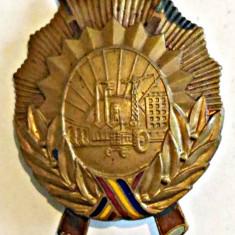 ORDINUL IN SERVICIUL PATRIEI SOCIALISTE CL III MI MINISTERUL INTERNE SECURITATE