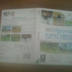 Wii Sports - Nintendo Wii [C]