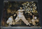 TIC TAC TOE - ALBUM - CD original - 1996 BMG Ariola Hamburg GmbH