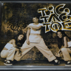 TIC TAC TOE - ALBUM - CD original - 1996 BMG Ariola Hamburg GmbH - Muzica Hip Hop