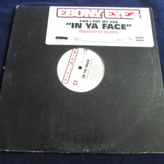 Ebony Eyez - In Ya Face _ vinyl, 12