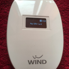 Mobile Wi-Fi Modem Router 3G Alcatel Y580E ( decodat ) 21Mbps - Modem 3G