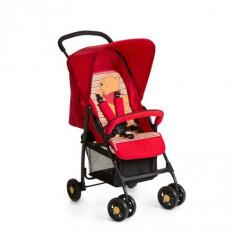 Carucior Sport Pooh Spring Brights Red - Carucior copii 2 in 1 Hauck