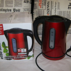 Fierbator electric efbe-schott, 1.7 litri - Fierbator apa