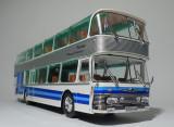 Macheta autobuz NEOPLAN NH 22 SKYLINER - 1983 scara 1:43