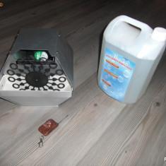 Aparat automat baloane disco sapun cu telecomanda nou - Masina de balonase