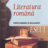 ESEUL. Limba romana pentru examenul de bac de L. Paicu si M. Lazar - Teste Bacalaureat