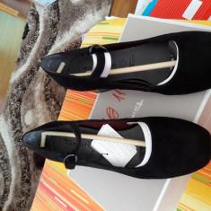 Pantofi Tamaris - Pantof dama Tamaris, Culoare: Negru, Marime: 38