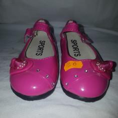 Pantofi copii, Culoare: Rose, Marime: 23, 24, 25, Fete