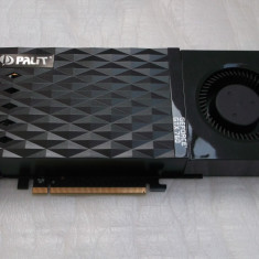 Placa video Palit GeForce GTX 760 2GB DDR5 256-bit - Placa video PC