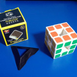 Cub Rubik 3x3x3 YJ Void Cube 57mm - Jocuri Logica si inteligenta