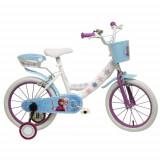 Bicicleta Frozen 16 inch - Bicicleta copii