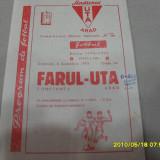 Program UTA - Farul Constanta - Program meci