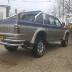 Mitsubishi L200 full inox, An Fabricatie: 1999, Motorina/Diesel, 136000 km, 2500 cmc