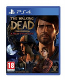 The Walking Dead Telltale Series The New Frontier Ps4, Actiune, 18+