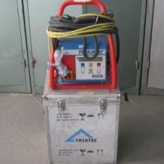 Aparat sudura electrofuziune FRIAMAT