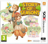 Story Of Seasons Nintendo 3Ds, Actiune, 3+