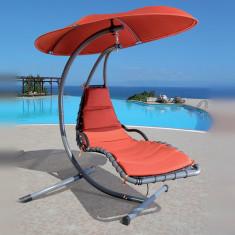 Hamacul-balansoar pentru o relaxare deplina! - Balansor gradina