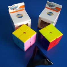 Cub Rubik 2x2x2 CycloneBoys - FeyChang - 50mm Profesional - Jocuri Logica si inteligenta