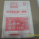 Program UTA - Petrolul Pl. - Program meci