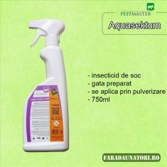 Pestmaster Aquasektum - Insecticid de soc anti daunatori