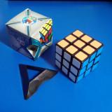 Cub Rubik 3x3x3 ShengShou Legend Profesional 56mm - Jocuri Logica si inteligenta