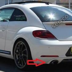 Difuzor bara spate VW Beetle 5C1 ABT 2010 – 2016 - Spoiler, Volkswagen, BEETLE (5C1) - [2011 - 2013]