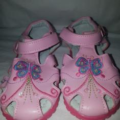 Sandale copii, Marime: 23, Culoare: Roz, Fete