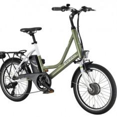 Bicicleta electrica cu cadru Aluminiu ZT-73 COMPACT, 20 inch, Numar viteze: 7