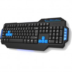 **NOU**Tastatura Gaming E-Blue Mazer Type-X Advanced....**GARANTIE 12 luni**, Cu fir, USB
