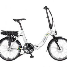 Bicicleta electrica cu cadru Aluminiu ZT-71 URBAN, 20 inch, Numar viteze: 7