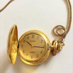 CEAS MECANIC PANDANTIV SAU DE BUZUNAR DUGENA - Ceas de buzunar vechi