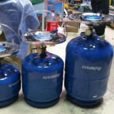 Butelie camping voiaj cu arzător 3 litri Noua - Aragaz/Arzator camping