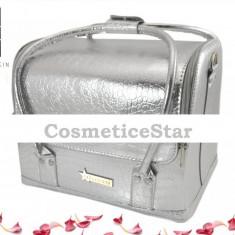 Geanta depozitare Fraulein38 Silver - Geanta cosmetice