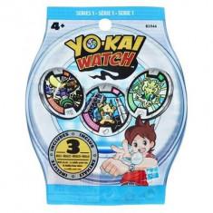 Yokai S1 Medals Blind Bag (Se Trimit Aleatoriu), Hasbro